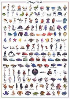 Tenyo Puzzle (1000 pieces): Disney Pixar All Characters (D-1000-380; $26.50 + $22.80 S&H from eBay seller tokyo-hobby)