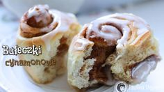 Bułeczki cynamonowe. Cinnamon rolls