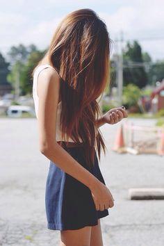 Inspirational hair length