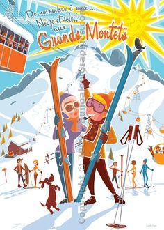 Charlie Adam :: Grands Montets