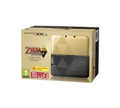 :O I WANT IT New limited 3DS XL Zelda: A Link Between Worlds announced (box art) | #ALBW