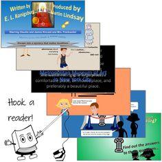 TechnoNovel - Design a Book Trailer using PowerPoint