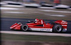 Niki Lauda - Silverstone 1978 - Brabham