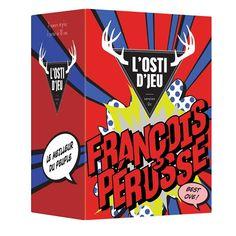 Extension Double : 160 cartes! Le meilleur de Pérusse Revivez les Albums du peuple de François Pérusse, du Tome 1 au Tome 10. Amusez-vous avec Louis-Paul F