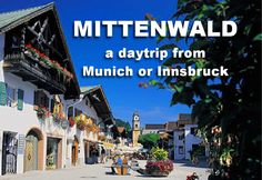 Day trip from Munich
