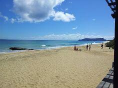 Porto Santo Island, Beach