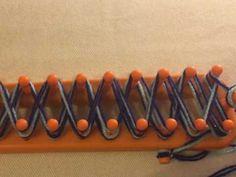 Easy Knitting, Loom Knitting, Loom Weaving, Loom Patterns, Needle And Thread, Popular Pins, Making Ideas, Knit Crochet, Jewelry Making