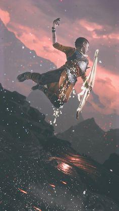 CHRISinSESSION в Твиттере: «The mighty Atreus! #GodOfWar #photomode #GodofWarPhotoMode #PlayStation #PS4share… »