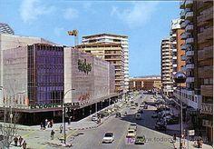 Avenida de la Libertad, via Fotos Antiguas de Murcia  https://www.facebook.com/pages/Fotos-Antiguas-de-Murcia/266531795599