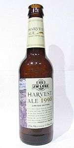 J.W. Lees Vintage Harvest Ale is a English Barleywine style beer brewed by J.W. Lees & Co (Brewers) Ltd in Manchester, United Kingdom (England). 95 out of 100 with 1281 ratings, reviews and opinions.