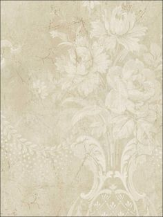 #Vintage #Floral #Background #ArtJournaling #Scrapbooking