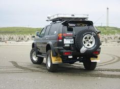 Mitsubishi Shogun, Mitsubishi Pajero Sport, Montero Sport, Ideas Para, 4x4, Sports, Off Road Cars, Pickup Trucks, Hs Sports