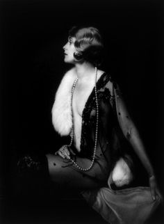 Muriel Finlay, Ziegfeld girl, photographed by Alfred Cheney Johnston, ca. 1928