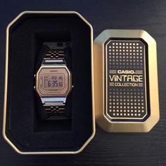 Casio Accessories - Casio Vintage Watch