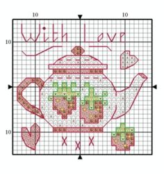 Stitch for Breast Cancer Care | Cross Stitching