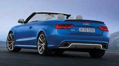 Audi presenta su nuevo descapotable: el RS 5 Cabrio