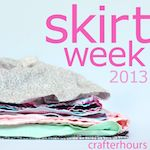 Crafterhours: Announcing: Skirt Week 2013! Upload you skirt pic to Flickr before 7 June 2013
