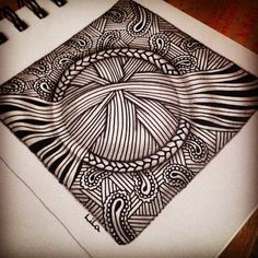 Hurry with Paizel and Diva Dance Face Doodles, Ink Doodles, Zentangle Drawings, Zentangle Patterns, Zentangles, Zen Doodle, Doodle Art, Illusion Pictures, Beautiful Tumblr