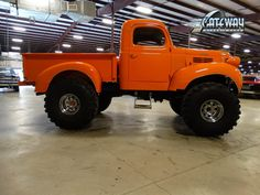 Its not a Chevy, but its beautiful, Dodge 881 Old Dodge Trucks, Old Pickup Trucks, Lifted Trucks, Dually Trucks, Lifted Chevy, Dodge Power Wagon, Antique Trucks, Vintage Trucks, Cool Trucks