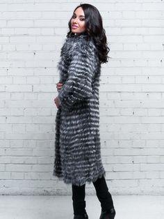 Шубы из меха чернобурки: фото моделей, с чем носить шубу из чернобурки