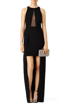 Rent Black Emergent Dress by Bailey 44 for $70 only at Rent the Runway.