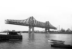 1907 Queensborough Bridge from East River