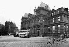 General Post Office c1950, Bradford