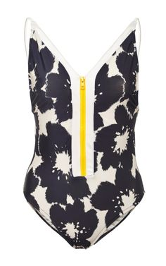 Salinas Runway Padang Maillot by Salinas for Preorder on Moda Operandi