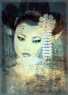 ♪ Arte de Shanina Conway