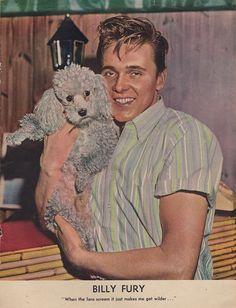 Billy Fury, April, 1963