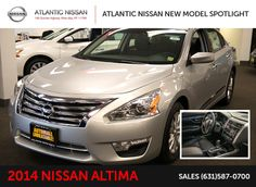 The Nissan Altima Is The PERFECT Car For Road Trips!! Space, Style And