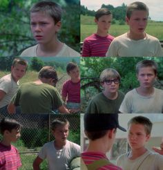 River Phoenix as Chris Chambers - Stand By Me