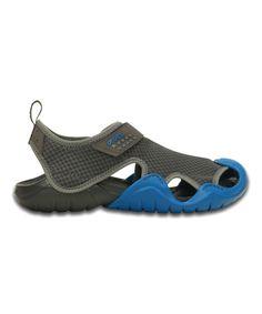 Graphite & Ultramarine Swiftwater Sandal - Men