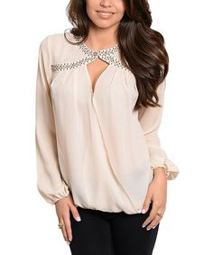 Love this #blouse. #fashion #mystyle