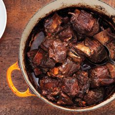 Red Wine-Braised Short Ribs Recipe | Bon Appetit