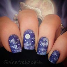 Instagram media sketchpolish #nail #nails #nailart