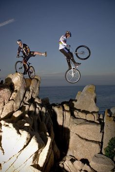 Mountain Bike Trials -
