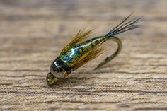 Craven's Two Bit Hooker - Tailwater Junkie Best Fishing, Fishing Tips, Fishing Lures, Fly Fishing, Nymph Fly Patterns, Fly Tying Patterns, Mayfly, Saltwater Flies, Blue Wings