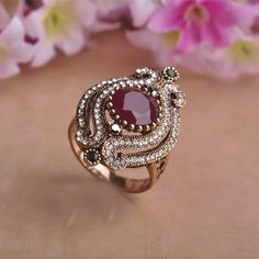 Cheap ring stone, Buy Quality ring basket directly from China ring engagement ring Suppliers: 2016 Hot Selling Turkish Jewelry Women Finger Rings Collares Flower Rings Luxury Brand Wedding Aneis Ouro Wedding Rings Women Cute Jewelry, Jewelry Accessories, Fashion Accessories, Women Jewelry, Fashion Jewelry, Jewlery, Turkish Jewelry, Wedding Rings For Women, All About Fashion