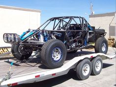 Trophy Truck Chassis - Norton Safe Search