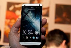 Meet the all-aluminum HTC One - CNET Reviews via @CNET