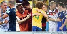 No se puede ser más grande en la victoria: Bastian Schweinsteiger
