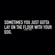 Hahahaha so funny to read this as I lay on the floor with my dog. - Funny Dog Quotes - The post Hahahaha so funny to read this as I lay on the floor with my dog. appeared first on Gag Dad. I Love Dogs, Puppy Love, Diy Pet, Game Mode, Quotes To Live By, Life Quotes, Change Quotes, Wisdom Quotes, Success Quotes