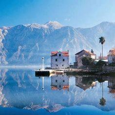 Boka Kotorska Montenegro (mais croate)