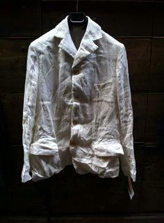 white blazer, paul harnden