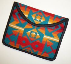 iPad Cover Case iPad Sleeve Pendleton Fabric by timberlineltd