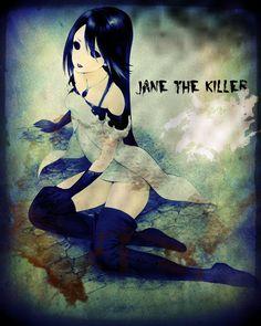 Creepypasta Jane the Killer