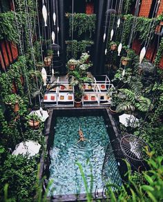 Hinterhof garten Oase Kopenhagen, Asbestos Test – Searching The Hazardous Substance Arti Oh The Places You'll Go, Places To Travel, Travel Destinations, Vacation Places, Vacation Spots, Vacation Ideas, Design Hotel, Travel Aesthetic, Water Aesthetic