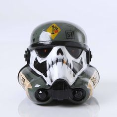Artists from across The Walt Disney Company including Lucasfilm, Industrial Light & Magic, Marvel, and Pixar -- as well as select street artists and celebrity Star Wars fans -- have created individualized interpretations of the iconic Stormtrooper helmet.