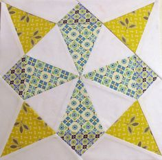 whirling star block